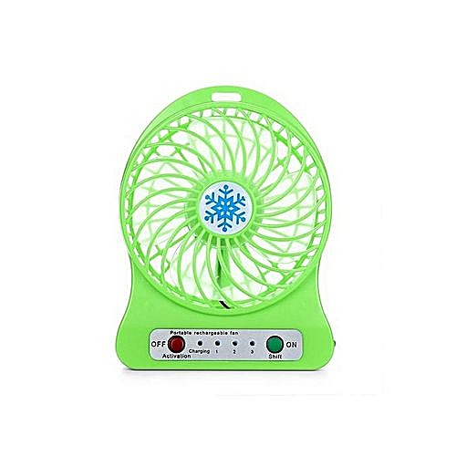 High Quality Portable Fan Small And Powerful