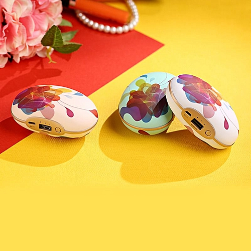 Small Flower Bean Hand Warmers Portable Pocket Hand Warmer