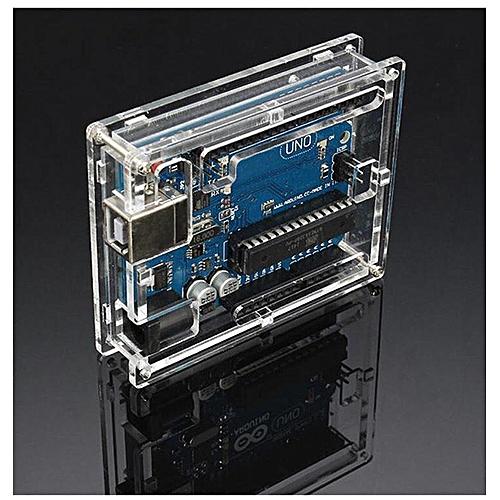 Uno R3 + Free Transparent Case