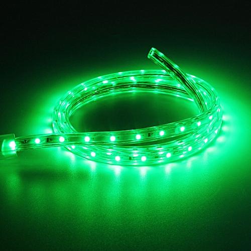 1M LED Flexible Strip Rope Light High Brightness 60leds/M Seasonal Indoor Outdoor Garden Decor Waterproof IP67 TV Backlight