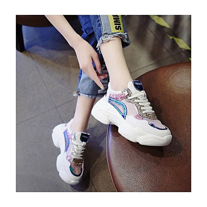Casual Platform Women Sneakers