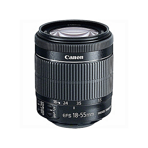Canon Lens 18mm To 55mm