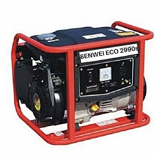 1.8KVA Manual Start Generator ECO
