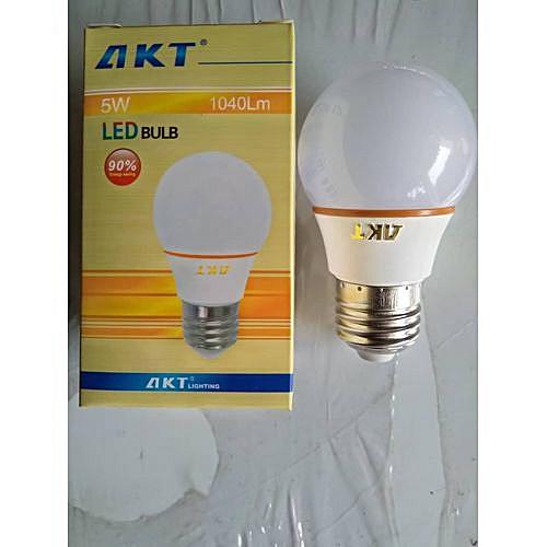5W LED BULB E27(SCREW) 30 PICECES