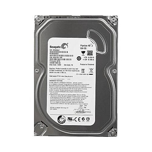 500gb Desktop Internal Harddrive