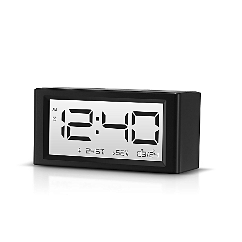 Digoo DG-C4S Calendar Count-down Timer Snooze Function Alarm Indoor Temperature Humidity Clock