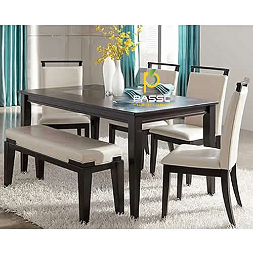 Passc Dining Table Set. Delivery Only To Lagos Residence