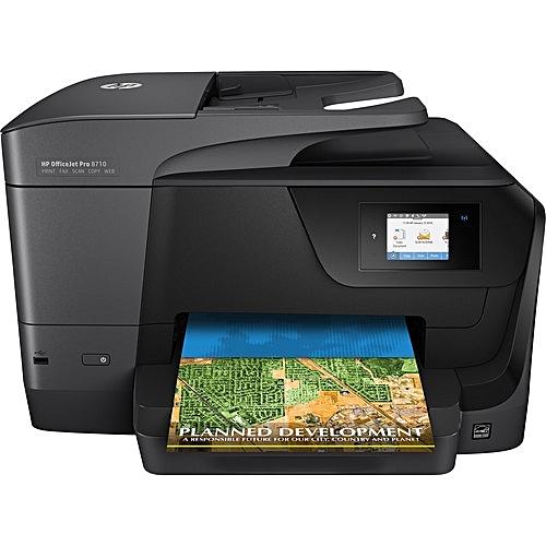 OfficeJet Pro 8710 All-in-One Inkjet Printer