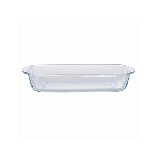 Borosilicate Glass Roaster 26cm