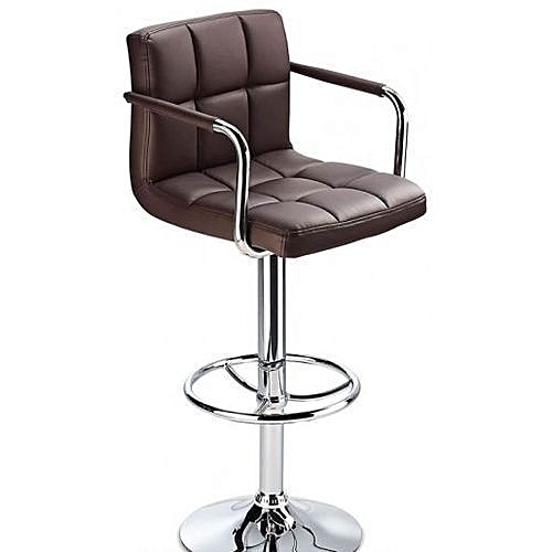 Modern Bar Stool With Revolvable And Adjustable Height..ONLY PREPAID.