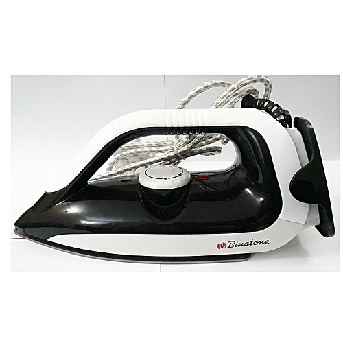 DI-1255 Dry Iron - White/Black