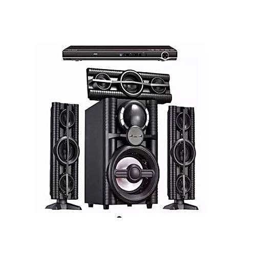 Powerful Bluetooth Home Theatre System JP-A3 With DVD Player