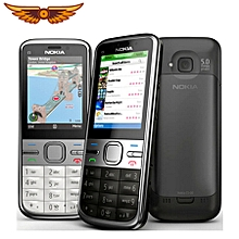 57389061365 Refurbished Nokia C5-00 5.0MP 3G Bluetooth FM 3G Mobile Phone