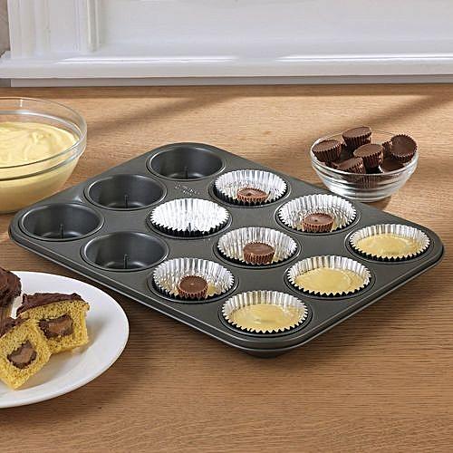 Cupcake Baking Mould Tray