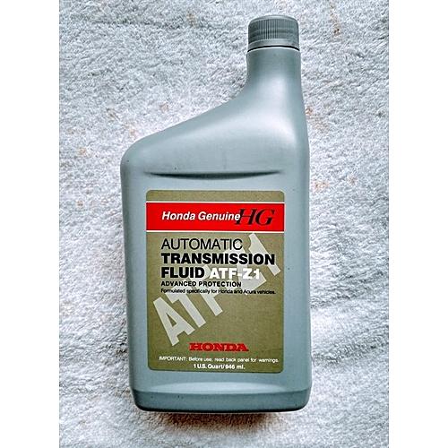 Honda Genuine Automatic Transmissio Fluid Atf Z1