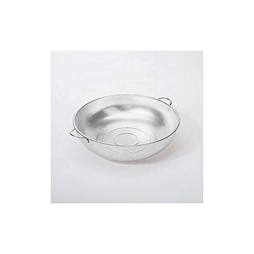 37.5cm Stainless Steel Colander Bowl