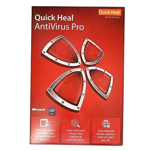 Quick Heal Anti-virus Pro