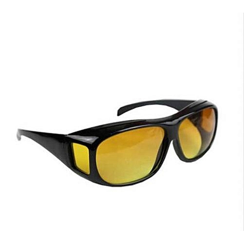 HD Vision Day & Night Wrap Around Glasses