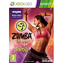 ZUMBA FITNESS KINECT XBOX 360, used for sale  Nigeria