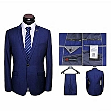 336e2ba148 Exclusive 2 Piece Suit - Navy Blue