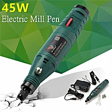12V Mini Electric Rotary Grinder Adjustable Speed Polishing Polisher Pen Machine Green for sale  Nigeria