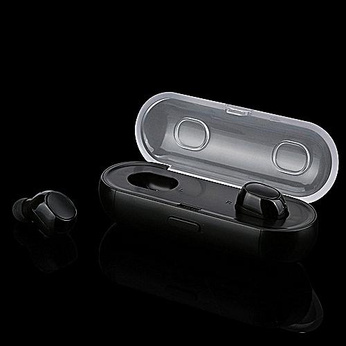 Mini Twins Wireless Bluetooth 4.2 Stereo Headset In-Ear Earphones Earbuds MIC