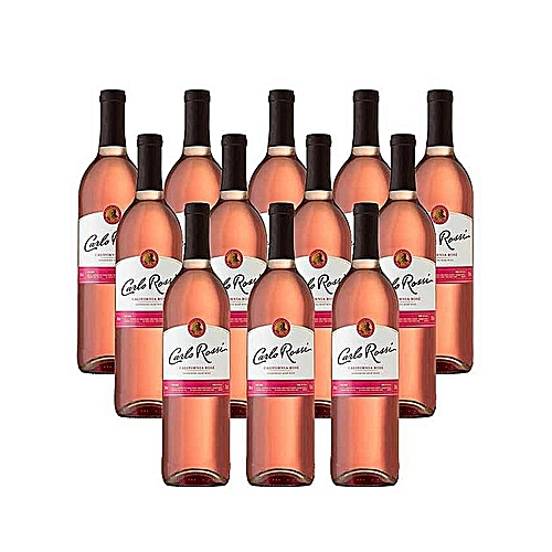 Carlo Rossi CARLIFORNIA RED - PARTY PACK (12 BOTTLES)