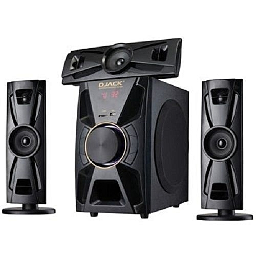 Powerful Bluetooth Home Theatre System - DJ-403