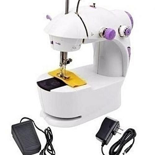 Mini Sewing Machine With Foot Pedal-Electric Operated