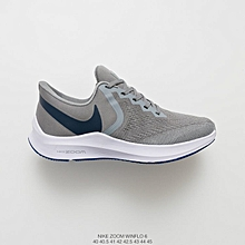 quality design 0b85a 73384 Nike Zoom Winflo 6 Men Sneakers Running Shoes AQ7497 Grey Size40-45