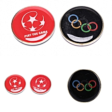 New 1pcs Sports Soccer Football Champion Pick Edge Finder Coin Toss Referee Side Coins For Table Tennis Football Matches( ) for sale  Nigeria