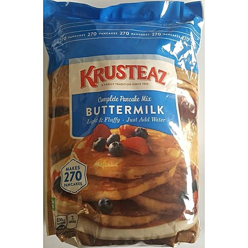 Complete Pancake Mix Buttermilk