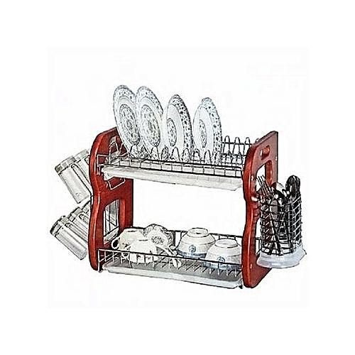 Plate Rack Dish Drainer