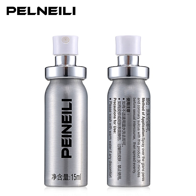 15ml Sex Delay Spray Male Spray Erection Anti Premature Products Penis Enlargement Lubricant For Men External Use Ejaculation Bath & Shower