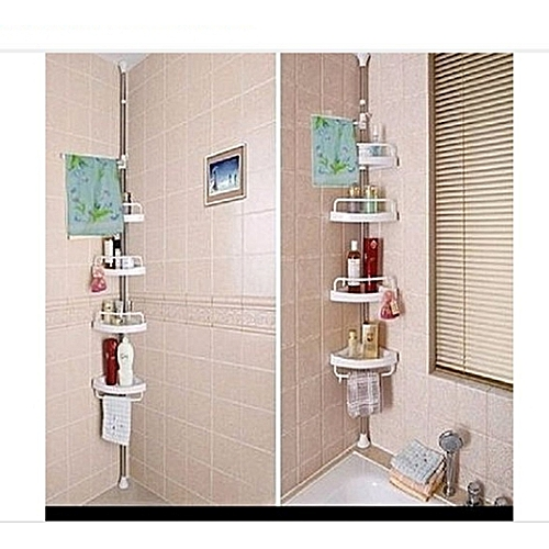 Bathroom & Kitchen Corner Shelf