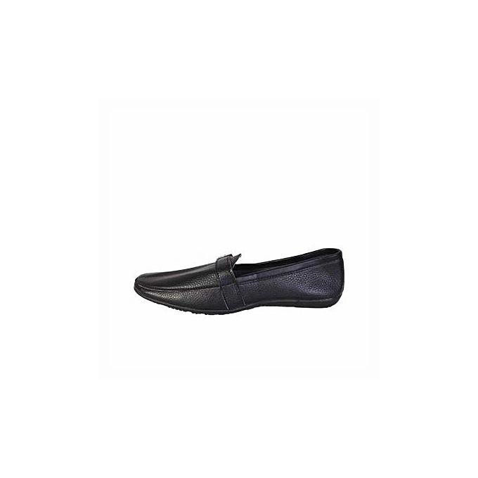 f656e5a9860ad Fashion Mens Casual Loafers (Black) | Jumia NG