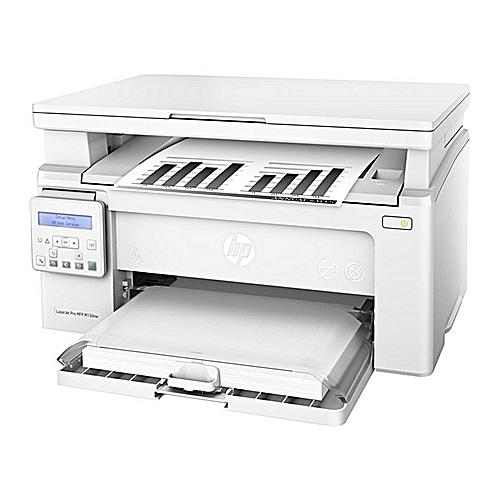 LaserJet Pro MFP M130nw - Print, Scan & Copy Wireless Printer - White