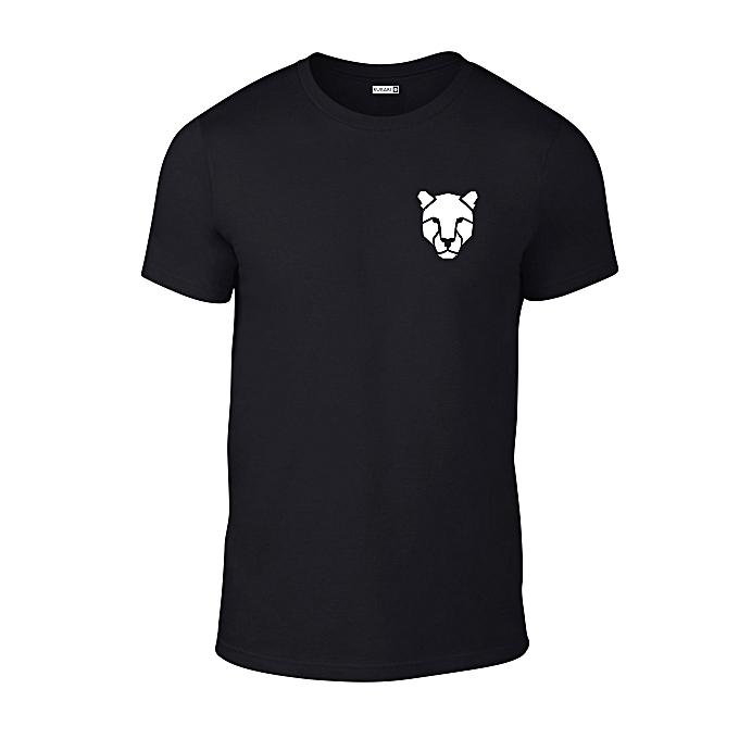 7aa495219d57 Rukari Nero Panther T-shirt - Black   Jumia NG