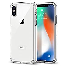 IPhone X Case TPU Clear Case