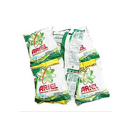 90 Gram Powder Detergent[ 72 Pieces In 1 Bag]