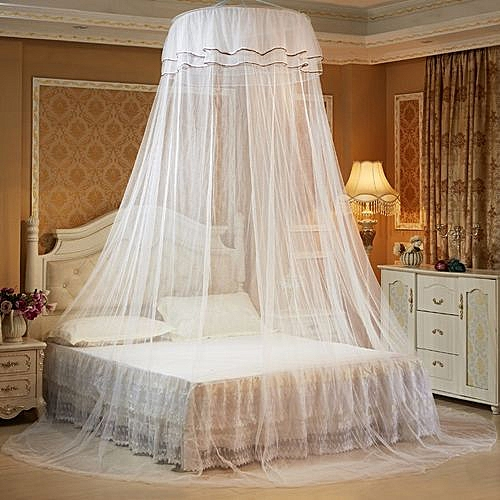 Mosquito Net Bed Canopy Protection Bed Outdoor Curtain Dome