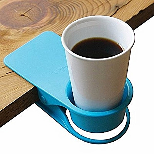 Table Extension Cup & Bottle Holder - Blue