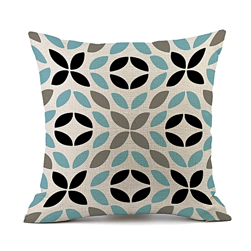 Fashion Sofa Bed Home Decoration Festival Pillow Case Cushion Cover