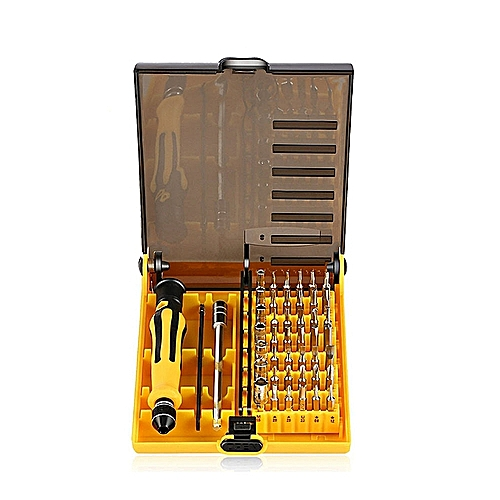 45 In 1 Magnetic Precision Screwdriver Tool Kit Compact Disassembly Repair Tool