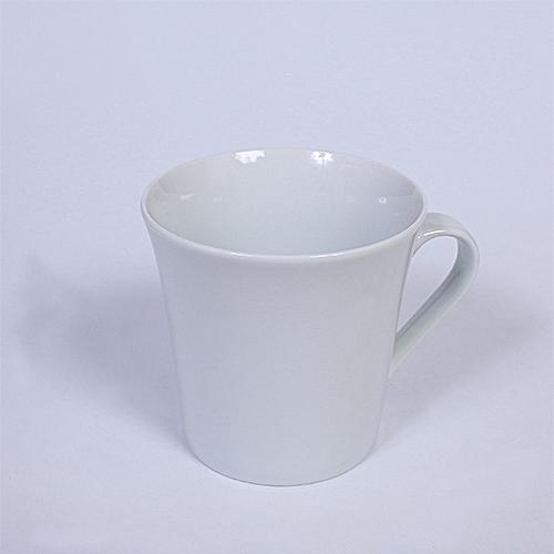 Fine-Bone China White Mug - 4pcs