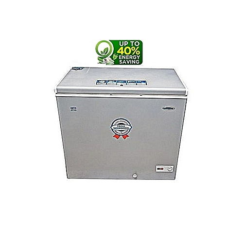 Medium Chest Freezer R6 SLV (Energy Saving 40%) HTF 200HAS