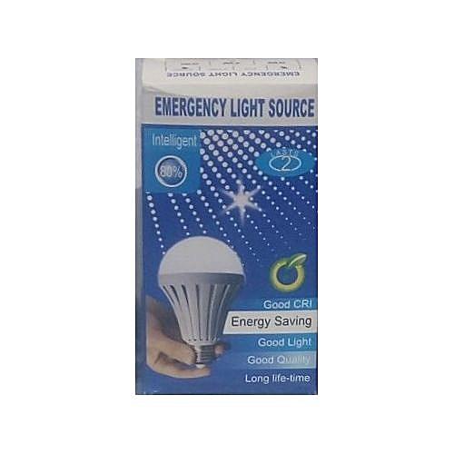 7W RECHARGEABLE LED INTELLIGENT EMERGENCY BULB