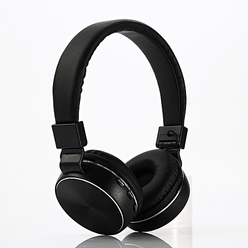 Bluetooth Headphones&Mic MP3 Deep Bass Over Ear Comfortable