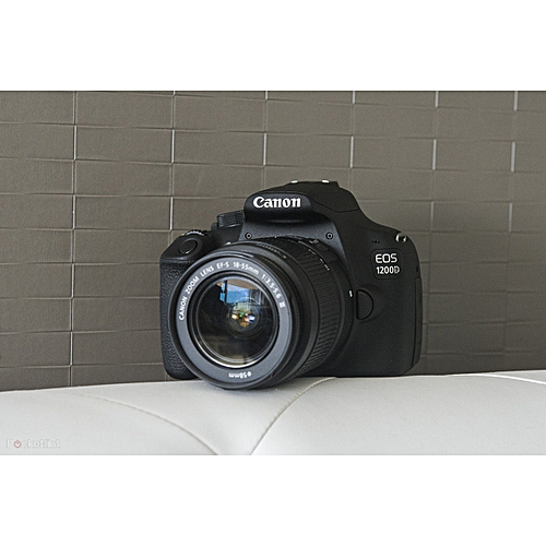 Canon Camera EOS 1200D/ Rebel T5 With 18-55mm