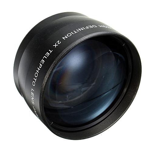 TELEPHOTO LENS 58mm Lens For Canon